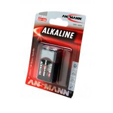 Батарея ANSMANN RED 1515-0000 6LR61  BL1