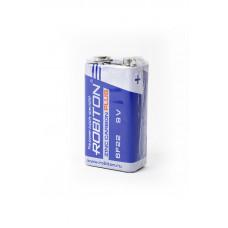 Батарея ROBITON PLUS R-6F22-SR1 6F22 9V SR1, в упак 10 шт